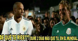 México se despide del Mundial y recibe a los memes