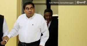 Candidatos electos de Morena no tienen razón para reunirse con Gali: Barbosa
