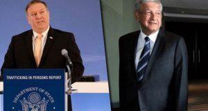 """Reunión de Pompeo y AMLO, """"oportunidad de oro"""": funcionario de EU"""