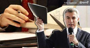 SGG designará a interventores para remplazar notarios acusados de ilícitos