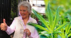 Olga Sánchez, futura titular de Segob, va por despenalizar mariguana