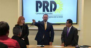 Mayoría avala a Omar Ortega como líder del PRD en San Lázaro