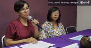 """En campañas electorales hubo """"poco"""" interés en violencia de género: Ovigem"""