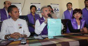 Gerardo Islas usó dinero para damnificados en su campaña, acusa PES