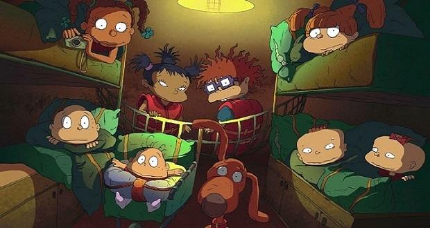 Rugrats, Pistas de Blue e Invasor Zim volverían a la televisión