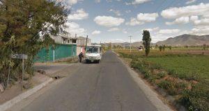 Asesinan a mujer de dos balazos en Atlixco