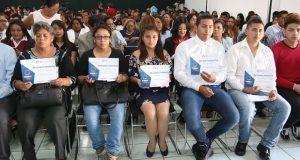 DIF entrega reconocimientos a 600 graduados de CEBA y MCR