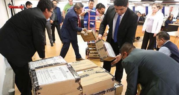 Tepjf resguardará 256 paquetes con votos de mexicanos en el exterior