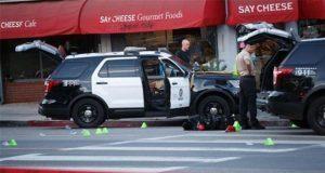 Toma de rehenes en Los Ángeles, California, deja una mujer muerta