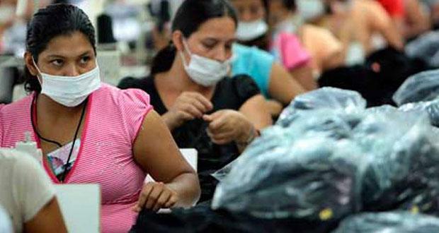 Vulnerables, las trabajadoras centroamericanas en México: informe