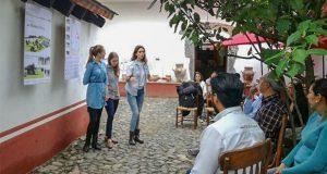 Alumnos de Udlap presentan plan para regenerar plaza de Tochimilco