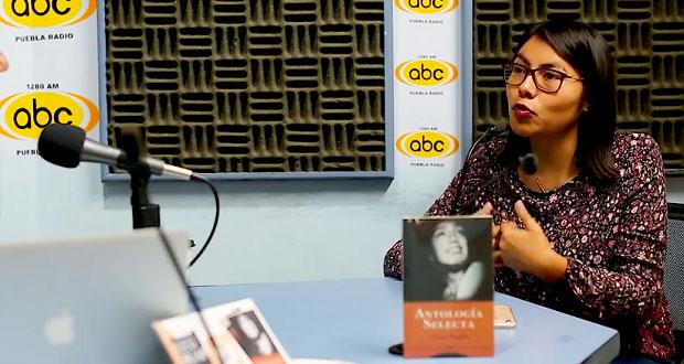 Invitan a presentación de antología del dramaturgo Víctor Puebla