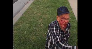En video, exhiben agresión contra anciano mexicano en EU