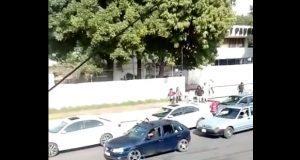Denuncian desmanes en casilla de centro escolar Morelos en Puebla