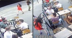 En Francia, investigan agresión de acosador callejero a mujer
