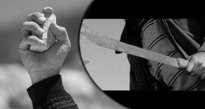 Sujetos agreden con piedra y machete a joven en Rancho Colorado