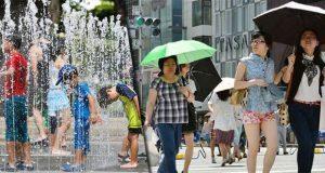 Temperaturas record de 41 grados dejan al menos 44 muertos en Japón