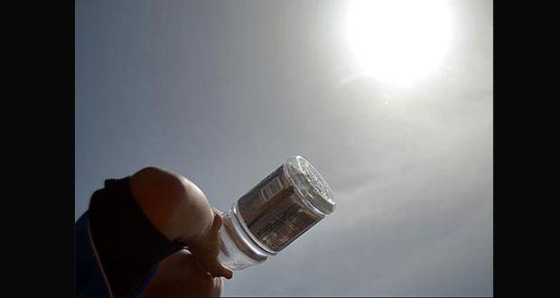 Por ola de calor, mueren siete personas y aves en Baja California