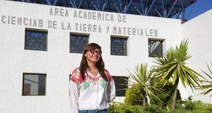Alumna de Hidalgo, la única mexicana que hará prácticas en la NASA