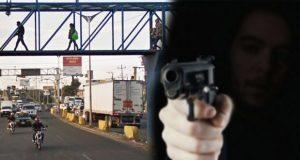 Sujetos detienen automovilistas para asaltaros en San Felipe