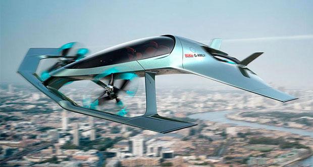 Volante Vision Concept, auto volador de lujo de Aston Martin