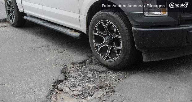 Comuna ha pagado 500 mp de seguro contra baches; 12 casos pendientes
