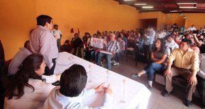 No negociaré con los responsables del fraude electoral: Barbosa