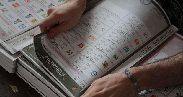 Coparmex reporta falta de boletas y apertura de 88.2% de casillas