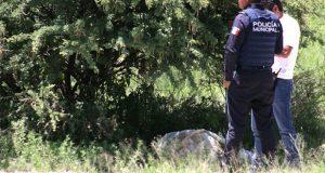 Encuentran cadáver encobijado en fraccionamiento Los Héroes Puebla