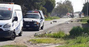 En límites de Puebla y Tlaxcala, localizan cadáver golpeado