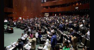Morena propone a Congreso reducir 50% financiamiento a partidos