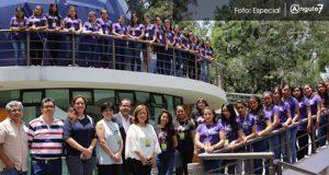 Con campamento impulsan inserción de mujeres en la ciencia