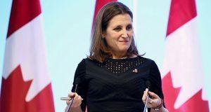 Canciller de Canadá tendrá reuniones con EPN y AMLO el 25 de julio