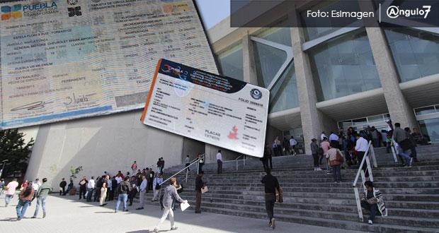 El 86% de vehículos canjea tarjeta de circulación en Puebla: Finanzas
