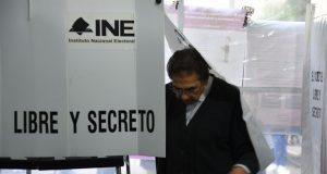 INE reciclará material del 1 de julio para que no contamine