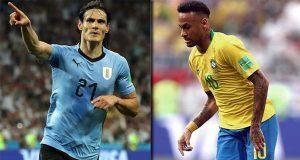 Uruguay y Brasil buscan mantener con vida el continente americano