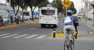 En Change, piden a comuna una ciclovía en 9 Sur y avenida Nacional