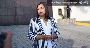 Tras reunirse con Gali, Claudia Rivera afirma que no hay ruptura en Morena