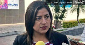 Claudia Rivera tratará tema de presupuesto sólo con diputados de Morena