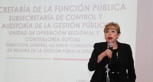 SFP capacita a 225 funcionarios en fiscalización y corrupción