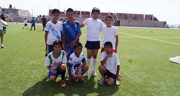 Antorcha invita a cursos de verano en deportivo de Balcones del Sur