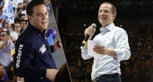 Urgen renuncia de Anaya y Zepeda a dirigencia del PAN por comicios