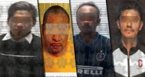 En distintas acciones, SSP detiene a 10 por diversos delitos