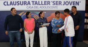 Bienestar de niños y adolescentes es prioridad para DIF: López
