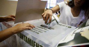 """Tras votar, candidatos piden que elecciones se desarrollen """"en paz"""""""
