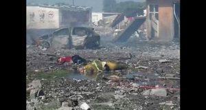 Por explosión en Tultepec, reportan 9 heridos en estado grave