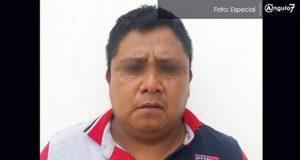 Presunto feminicida de Coyomeapan enfrentará juicio en prisión