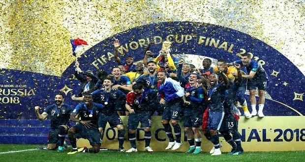 Francia, campeona del mundo por segunda vez al derrotar a Croacia
