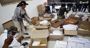 Con 127 denuncias, Puebla lidera a nivel nacional delitos electorales