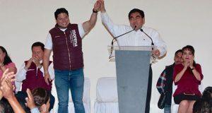 Biestro, coordinador de bancada de Morena; Barbosa señalará a traidores, dice
